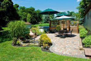 Entspannung im eigenen Garten